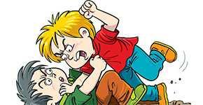 Как отучить ребенка от привычки драться