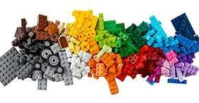 Разнообразие конструкторов Лего