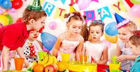 Устраиваем день рождения для своего малыша
