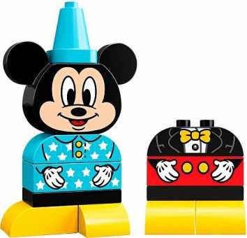 Конструктор LEGO Duplo 10898 Мой первый Микки