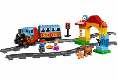 Конструктор LEGO Duplo 10507 Мой первый поезд