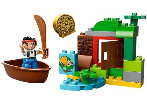 Конструктор LEGO Duplo 10512 Охота за сокровищами