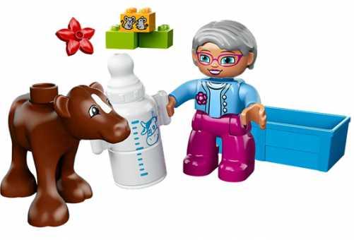 Конструктор LEGO Duplo 10521 Телёнок
