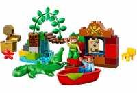 Конструктор LEGO Duplo 10526 Питер Пэн в гостях у Джейка