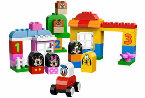 Конструктор LEGO Duplo 10531 Микки и друзья