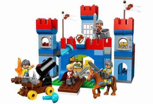 Конструктор LEGO Duplo 10577 Королевская крепость