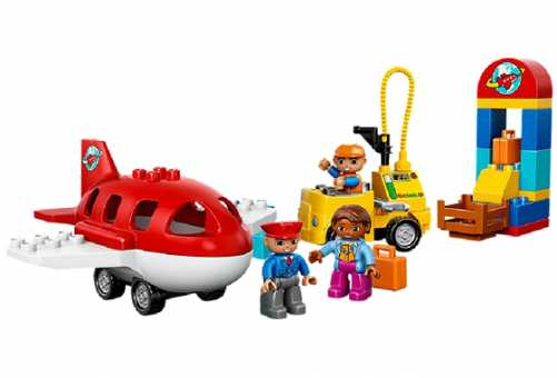 Конструктор LEGO Duplo 10590 Аэропорт