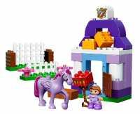 Конструктор LEGO Duplo 10594 Королевская конюшня Софии Прекрасной