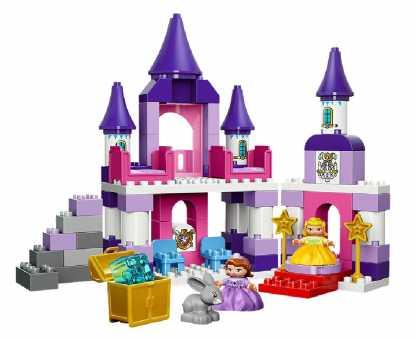 Конструктор LEGO Duplo 10595 Королевский замок Софии Прекрасной