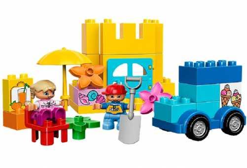 Конструктор LEGO Duplo 10618 Весёлые каникулы