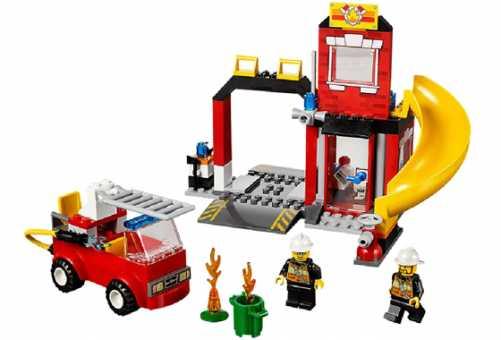 Конструктор LEGO Juniors 10671 Пожарная машина