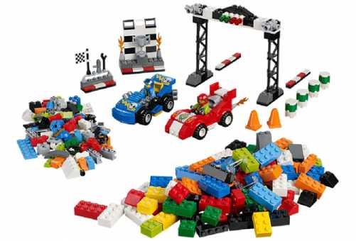 Конструктор LEGO Juniors 10673 Гонка рейсеров