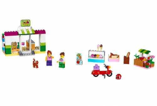 Конструктор LEGO Juniors 10684 Супермаркет