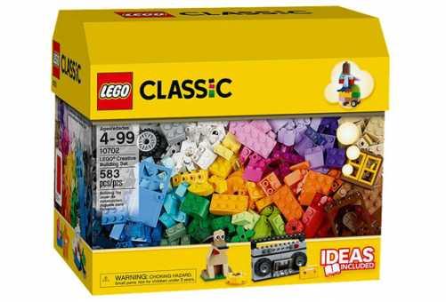 Конструктор LEGO Classic 10702 Набор для творчества