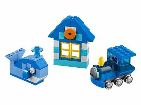 Конструктор LEGO Classic 10706 Синий набор для творчества
