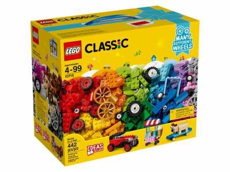 Конструктор LEGO Classic 10715 Модели на колёсах