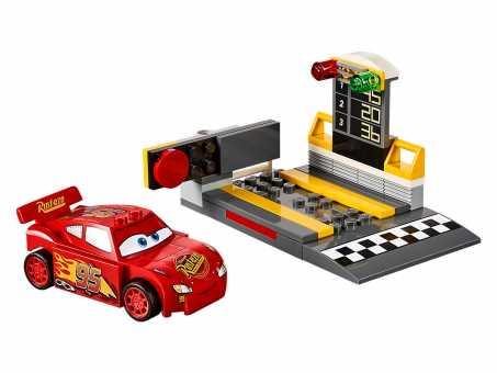 Конструктор LEGO Juniors 10730 Пусковое устройство Молнии МакКуин