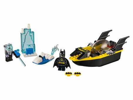 Конструктор LEGO Juniors 10737 Бэтмен против мистера Фриза