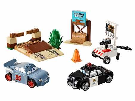 Конструктор LEGO Juniors 10742 Тренировочный полигон Вилли Бутта