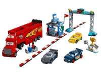 Конструктор LEGO Juniors 10745 Финальная гонка Флорида 500