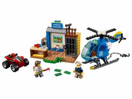 Конструктор LEGO Juniors 10751 Погоня горной полиции