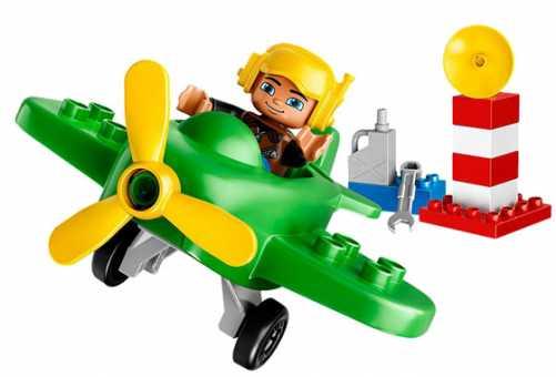 Конструктор LEGO Duplo 10808 Маленький самолёт