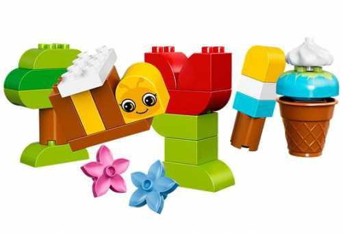 Конструктор LEGO Duplo 10817 Времена года