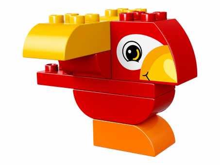10852 - LEGO DUPLO Моя первая птичка