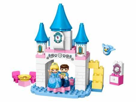 10855 - LEGO DUPLO Волшебный замок Золушки