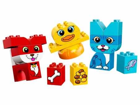 10858 - LEGO DUPLO Мои первые домашние животные