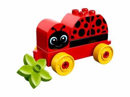 10859 - LEGO DUPLO Моя первая божья коровка
