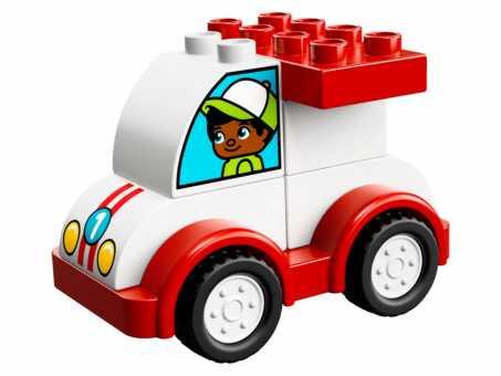 10860 - LEGO DUPLO Мой первый гоночный автомобиль