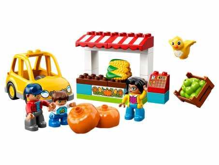 Конструктор LEGO Duplo 10867 Фермерский рынок