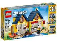 Конструктор LEGO Creator 31035 Домик на пляже