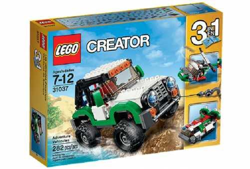 Конструктор LEGO Creator 31037 Транспорт для приключений