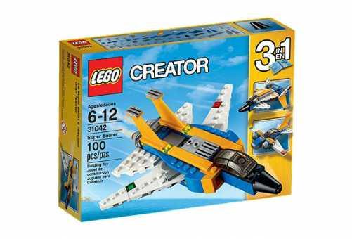 Конструктор LEGO Creator 31042 Супер высоколет