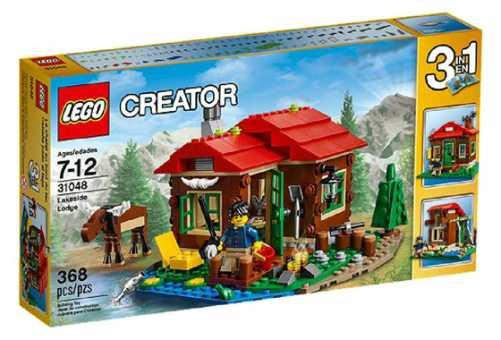 Конструктор LEGO Creator 31048 Домик возле озера