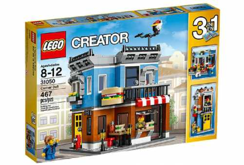 Конструктор LEGO Creator 31050 Магазин на углу
