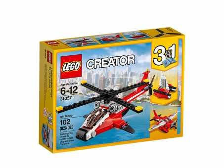 Конструктор LEGO Creator 31057 Красный вертолет