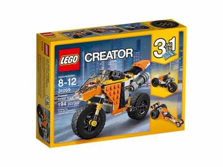 Конструктор LEGO Creator 31059 Вечерний гонщик
