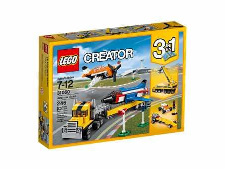 Конструктор LEGO Creator 31060 Пилотажная группа