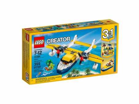 Конструктор LEGO Creator 31064 Приключения гидроплана