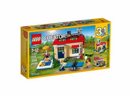 Конструктор LEGO Creator 31067 Вечеринка у бассейна