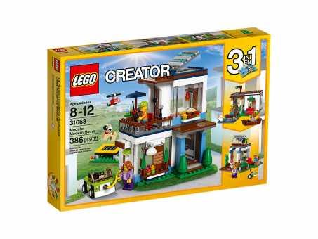 Конструктор LEGO Creator 31068 Современный модульный дом