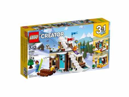 Конструктор LEGO Creator 31080 Зимние каникулы