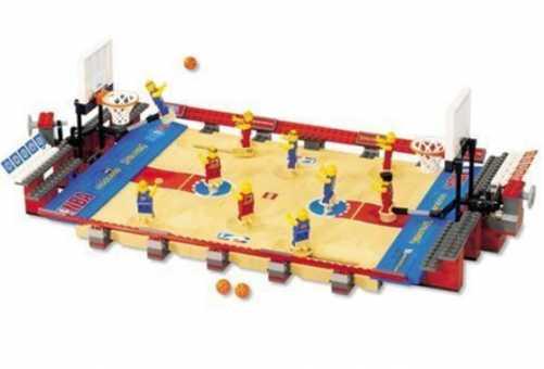 Конструктор LEGO Sports 3432 NBA Матч Баскетбол НБА