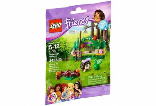 Конструктор LEGO Friends 41020 Норка ёжика
