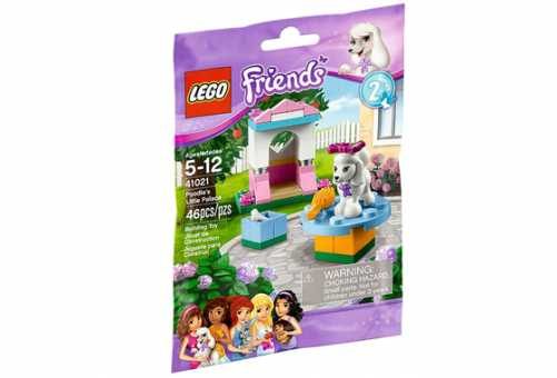 Конструктор LEGO Friends 41021 Дворец пуделя