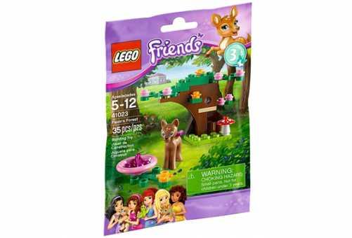 Конструктор LEGO Friends 41023 Оленёнок в лесу