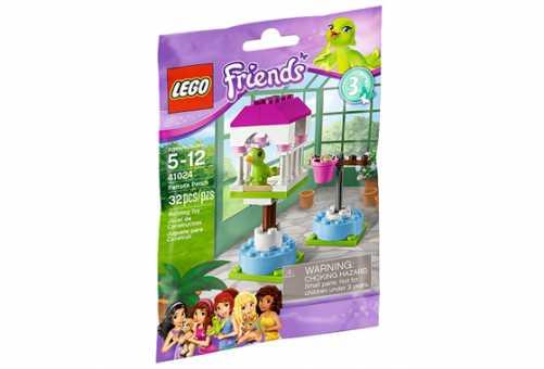 Конструктор LEGO Friends 41024 Домик попугая
